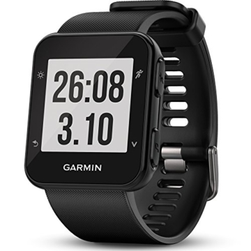 Garmin Forerunner 35 GPS-Laufuhr, Herzfrequenzmessung am Handgelenk, Smart Notifications, Lauffunktionen - 3
