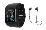 POLAR Smartwatch M600 - Schwarz/Black - M/L - inkl. Bluetooth Headset - 1
